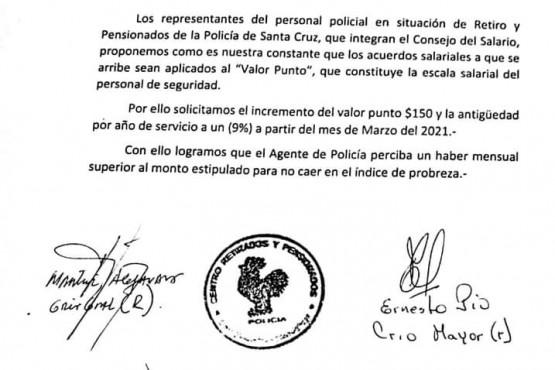 La Asociación Civil presentó su propuesta.