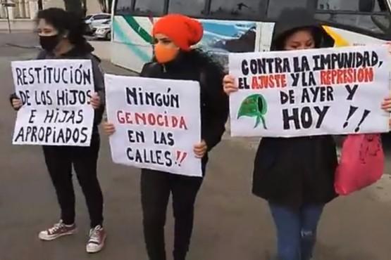Río Gallegos mantiene presente a los desaparecidos