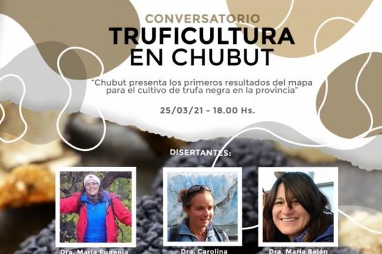 Provincia presentará el mapa de cultivo de trufas negras en Chubut