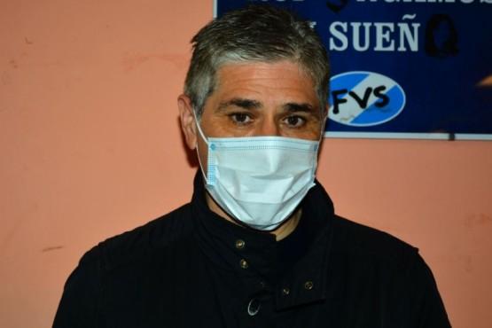Pablo González, Presidente de YPF (Foto: Cristian Robledo)