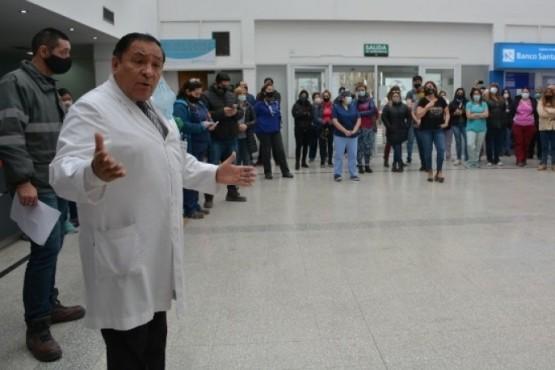 Dr. Freddy Sánchez Céspedes (foto archivo).