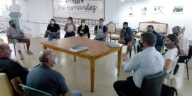 El municipio avanzó en la regularización de los más de 600 lotes del 3 de Abril