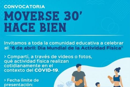 El CPE invita a celebrar el Día Mundial de la Actividad Física