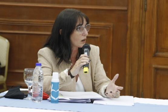 Dra. Sabrina Granero.
