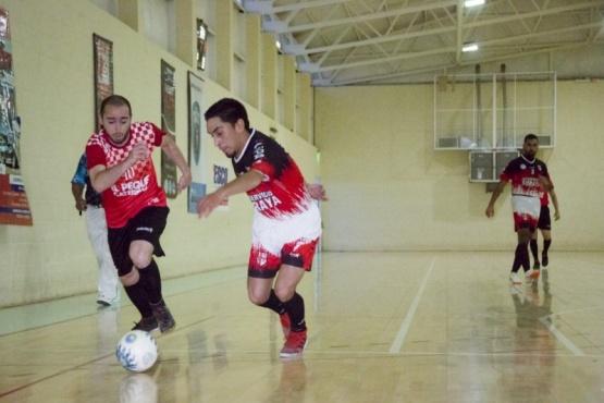 Fútbol de Salón en la ciudad.