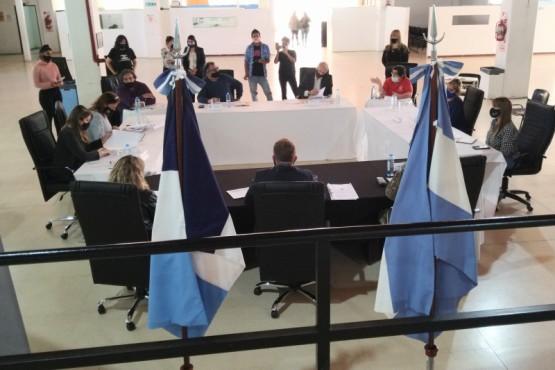 Se realizó la primera reunión del Consejo de Seguridad y Educación Vial.