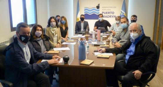 Sesionó el Consejo Federal Pesquero en Puerto Madryn