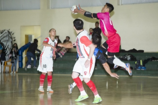 Futsal: se definen los finalistas