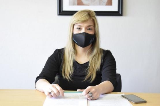 Karen Cader, subsecretaria de Asuntos Jurídicos.