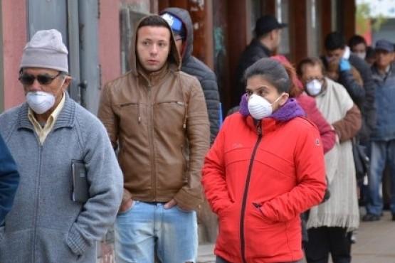 Contexto de pandemia en Río Gallegos.