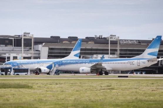 Aerolíneas Argentinas canceló los vuelos a México, Brasil y Chile hasta el 9 de abril