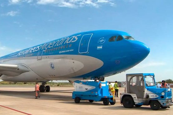 Aerolíneas suspende vuelos por la segunda ola de coronavirus
