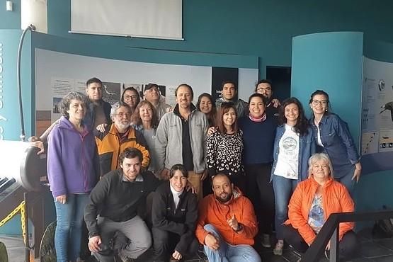 La Red de Reservas Naturales Urbanas de Patagonia nuclea a ONGs de ciudades argentinas y chilenas que cuentan con sitios protegidos en sus ejidos. (Foto archivo A. Ambiente Sur 2019).