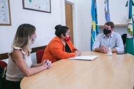 Instrumentan con Provincia políticas públicas para articular ante la Trata de Personas