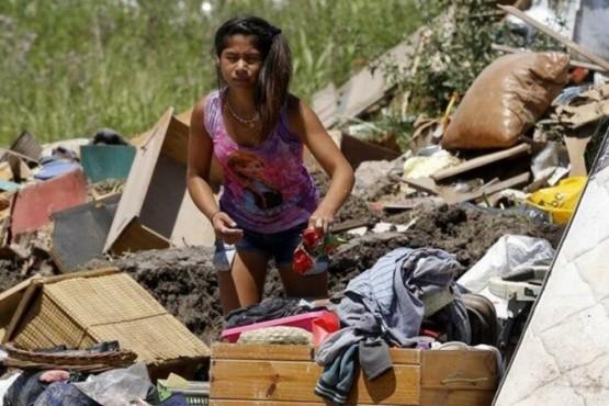 La pobreza subió al 42% y afecta a 19 millones de argentinos