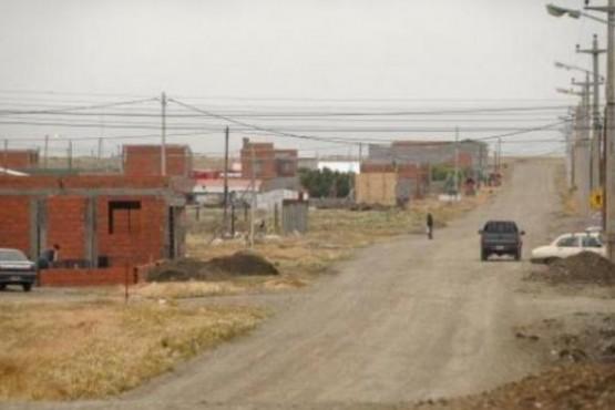 Asistencia médica a personas de barrios periféricos de la ciudad.