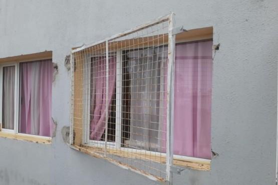 La ventana de ingreso al hogar.