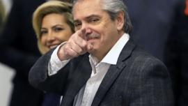 Alberto Fernández cumplió 62 años y festejó en las redes sociales
