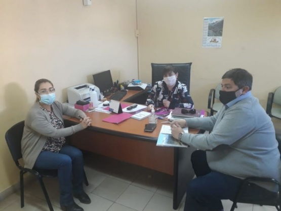 Fortalecerán atención primaria en el Hospital de Río Turbio