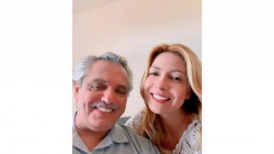 Fabiola y Alberto.