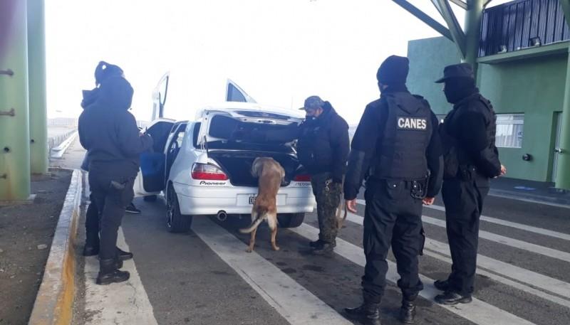 Se llevó a cabo un operativo de control en la Ciudad de Río Gallegos.