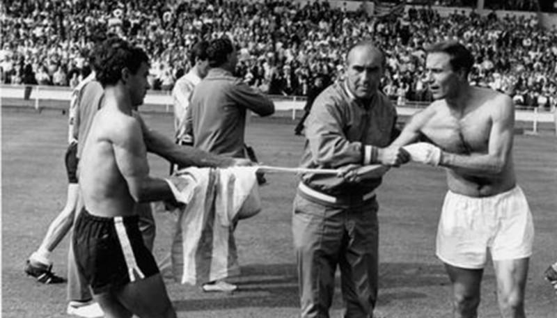 Inglaterra y Argentina. Una relación de amor-odio que va más allá del fútbol.