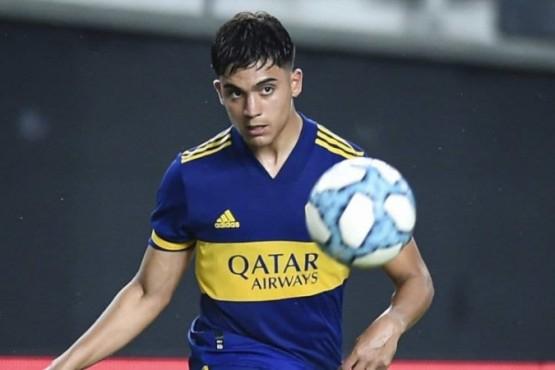 Zeballos será titular en Boca ante Defensa y Justicia