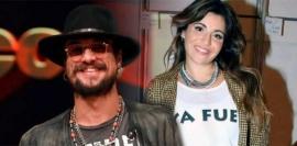 El viaje de Daniel Osvaldo con Gianinna Maradona