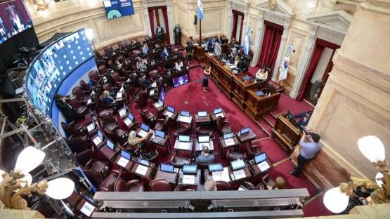 El Senado debatirá la próxima semana las reformas de Ganancias y Monotributo