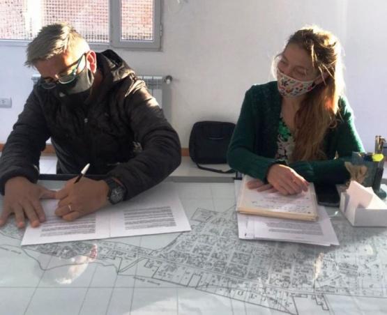 Realizan planificación urbana de Gobernador Costa y José de San Martín