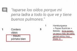 Río Gallegos: Lo que la gente anda diciendo en PedidosYa