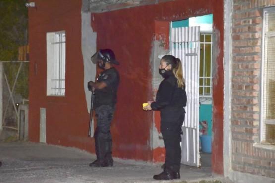 Detenido tras robo en Pico Truncado