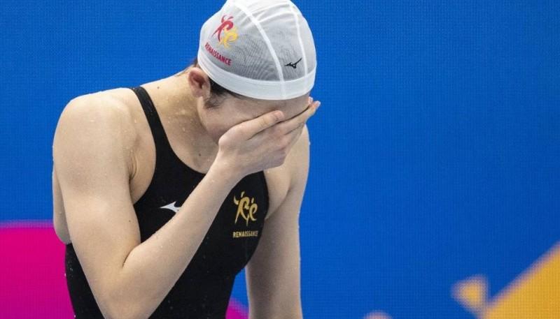 Una nadadora tuvo leucemia, lo superó y se clasificó a los Juegos Olímpicos