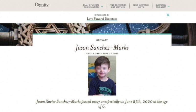 Mató a su hijito de 6 años con una sobredosis para cobrar el seguro de vida