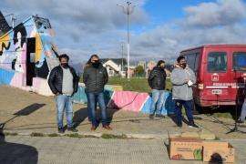 """Cien familias participaron de la """"Búsqueda del Tesoro"""" que organizó el municipio de Río Gallegos"""
