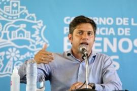 Coronavirus: Axel Kicillof confirmó que detectaron la cepa de Manaos en la Provincia