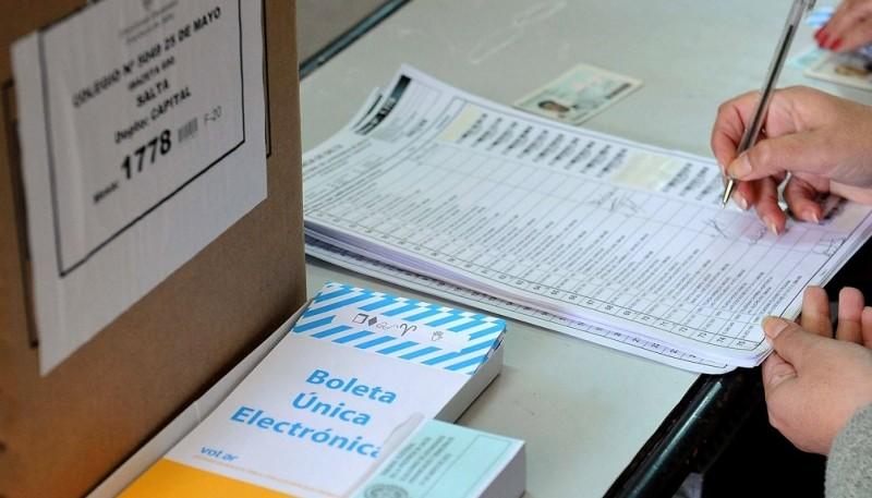 Elecciones en provincias de Argentina.