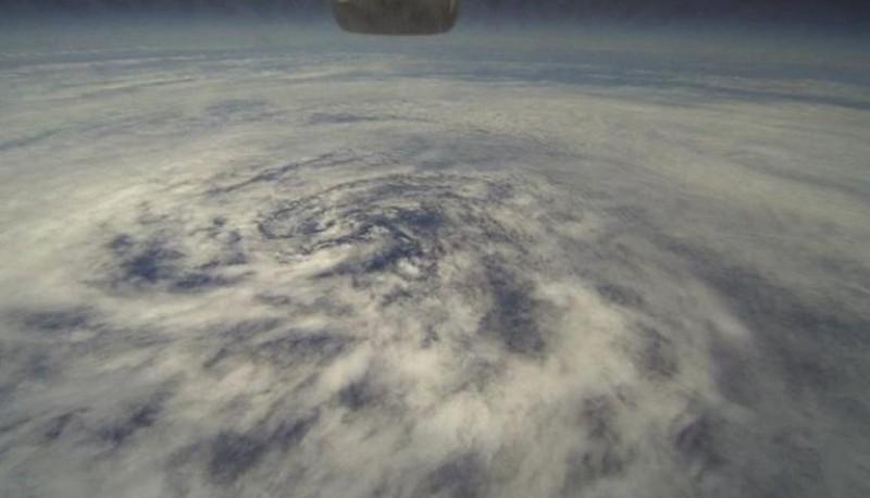 Tormenta en el Pacífico