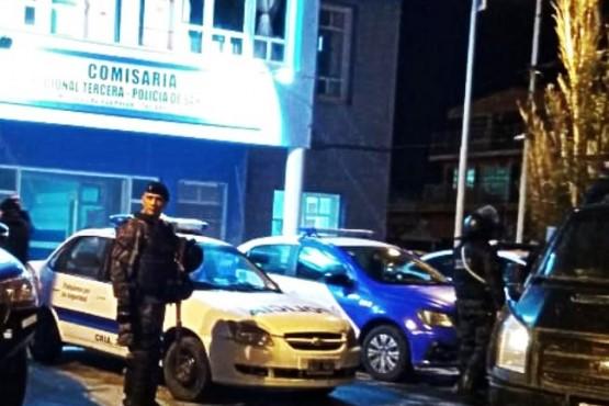 Solicitaron la presencia del personal de la División Gabinete Criminalístico.