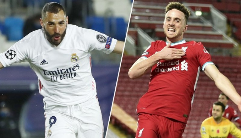 Real Madrid y Liverpool en un duelo imperdible.