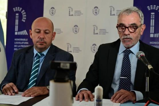 """Vivas elogió al Poder Judicial por lo hecho en pandemia pero """"debemos dar más"""""""