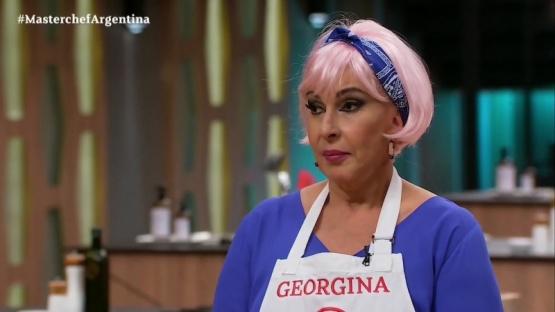 Georgina Barbarossa.