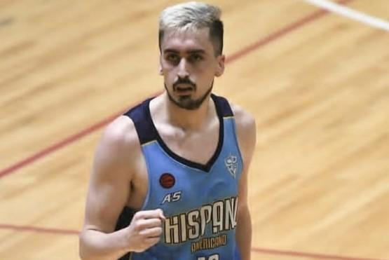 ''El básquet me dio una disciplina para la vida'' Lucas Gargallo.