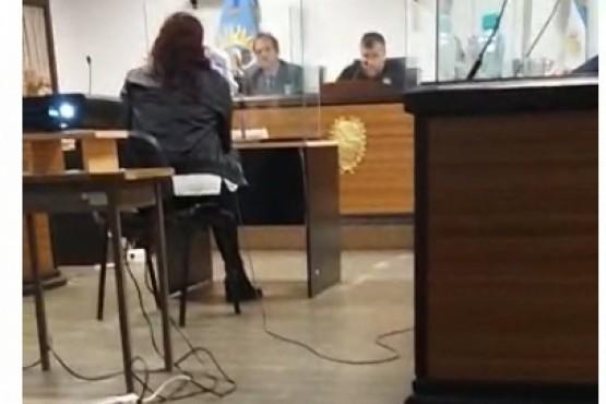 Se llevó a cabo el juicio por el homicidio culposo de Diego Jaramillo