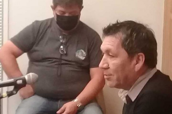La fiscalía pidió dos años de prisión para Hompanera y Morales