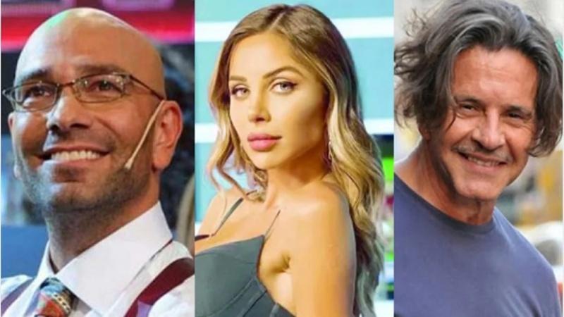 Algunos de los famosos que forman parte de la aplicación