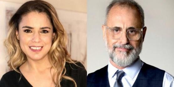 Marina Calabró reveló por qué volvió a trabajar con Jorge Rial