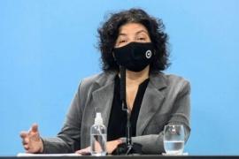 """Carla Vizzotti confirmó que """"se está evaluando intensificar"""" las restricciones"""
