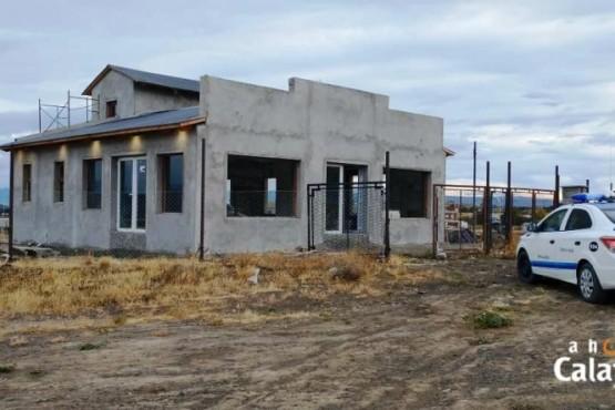 Robaron herramientas valuadas en casi 500 mil pesos de una vivienda en El Calafate