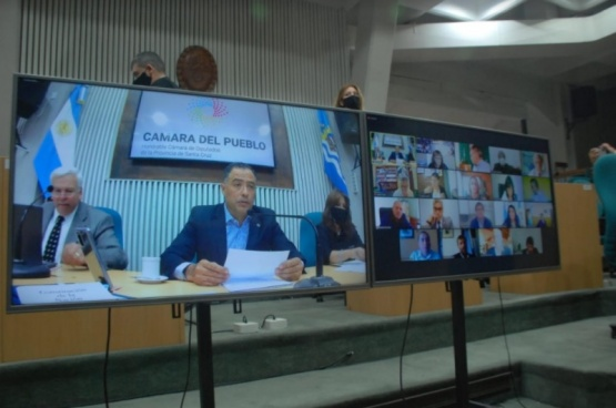 Diputados repudiaron la depredación de recursos en aguas argentinas